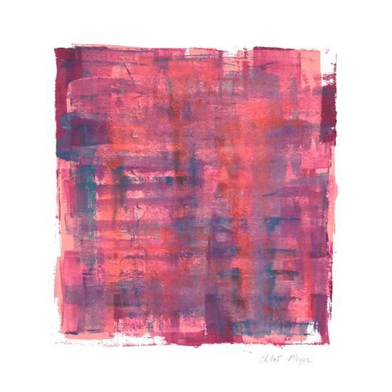 "EXPAND 4, Chloé Meyer original artwork, 10"" X 11.25"", ink on paper"