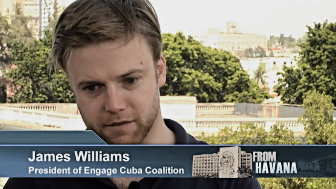 James Williams Interview with Cristina Escobar, July 2015