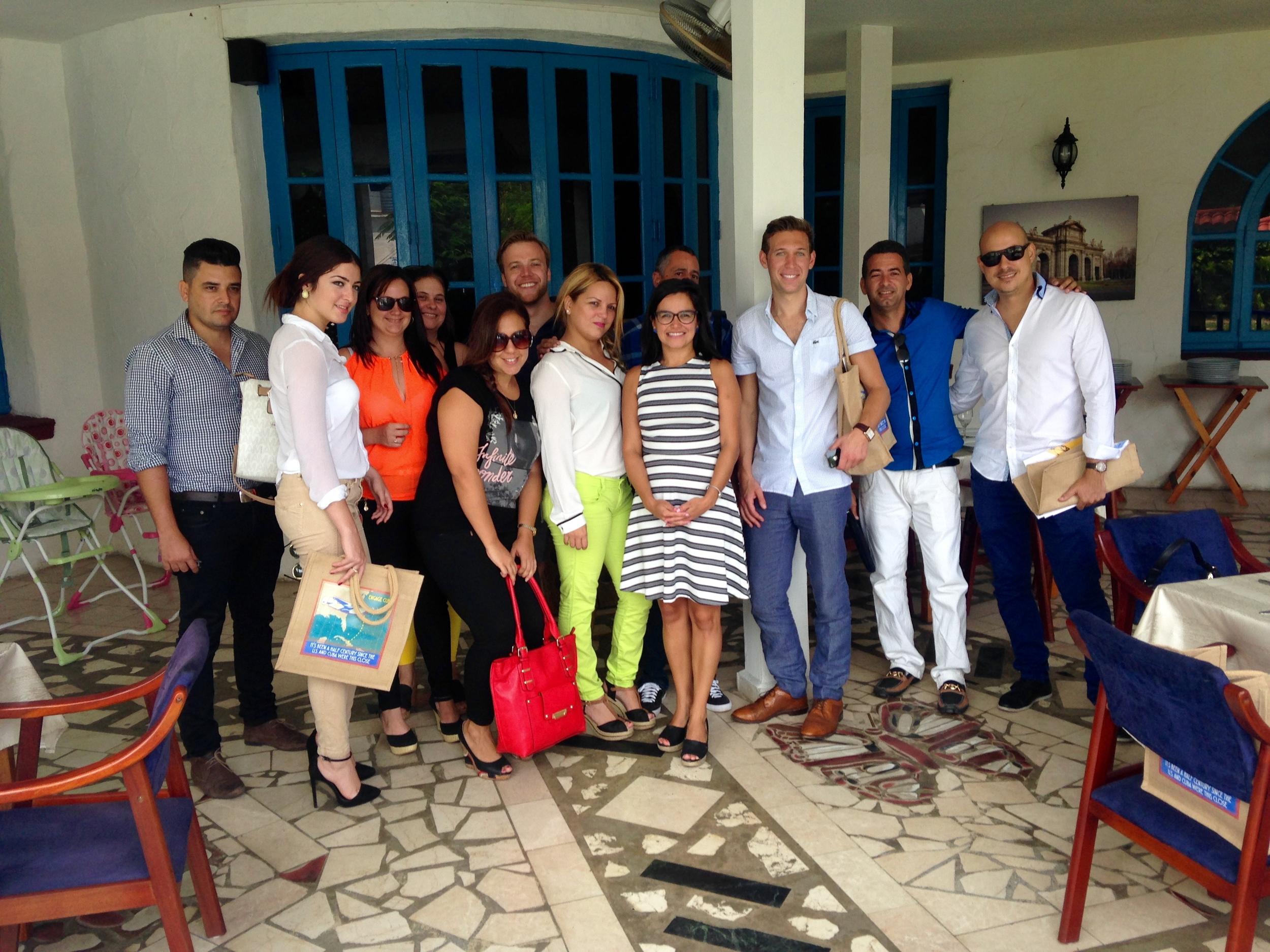 8.15.15 Engage Cuba with Cuban Entrepreneurs
