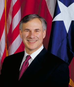 Governor Greg Abbott (R)