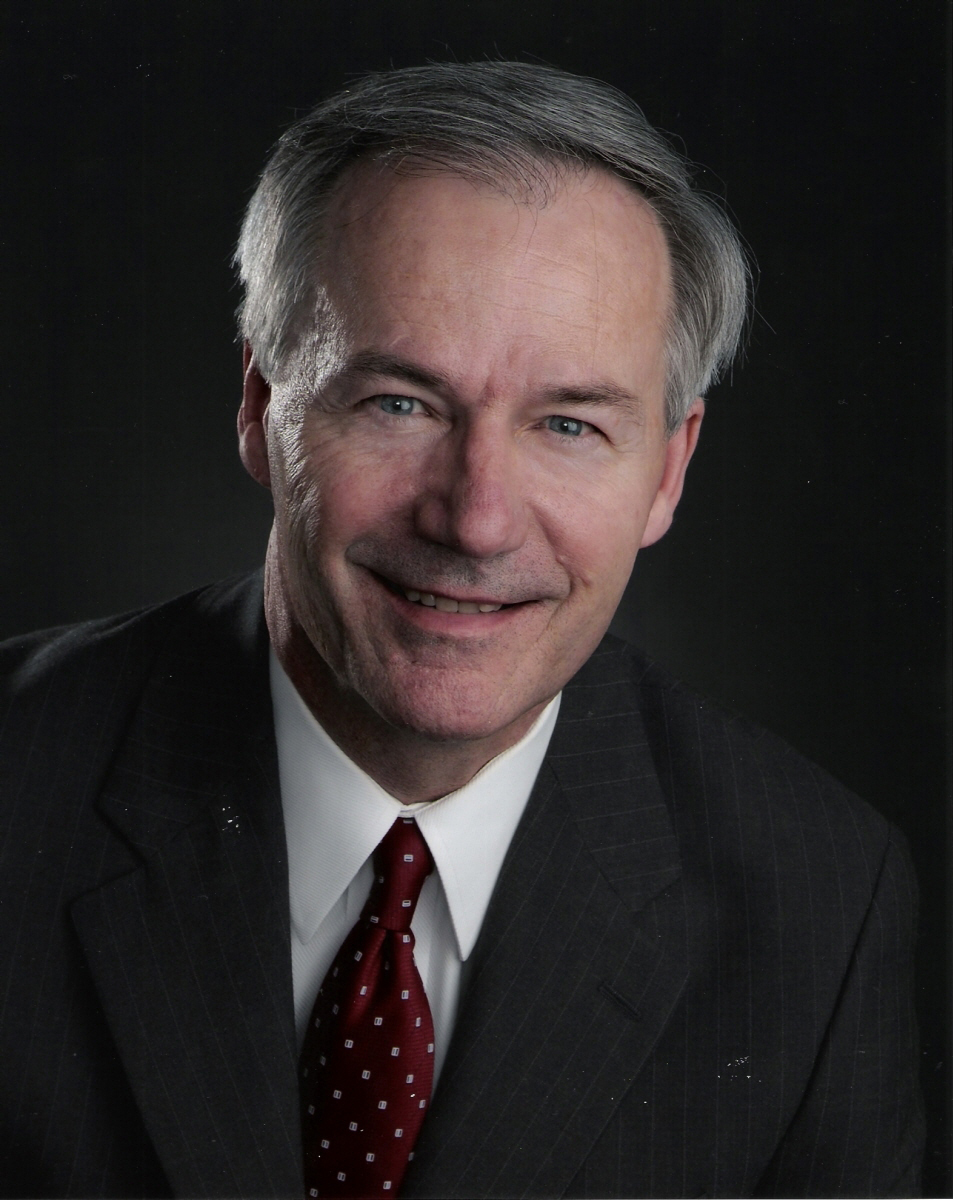Governor Asa Hutchinson (R)