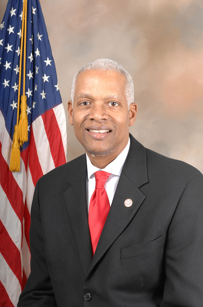 Representative Hank Johnson (D-GA-4)