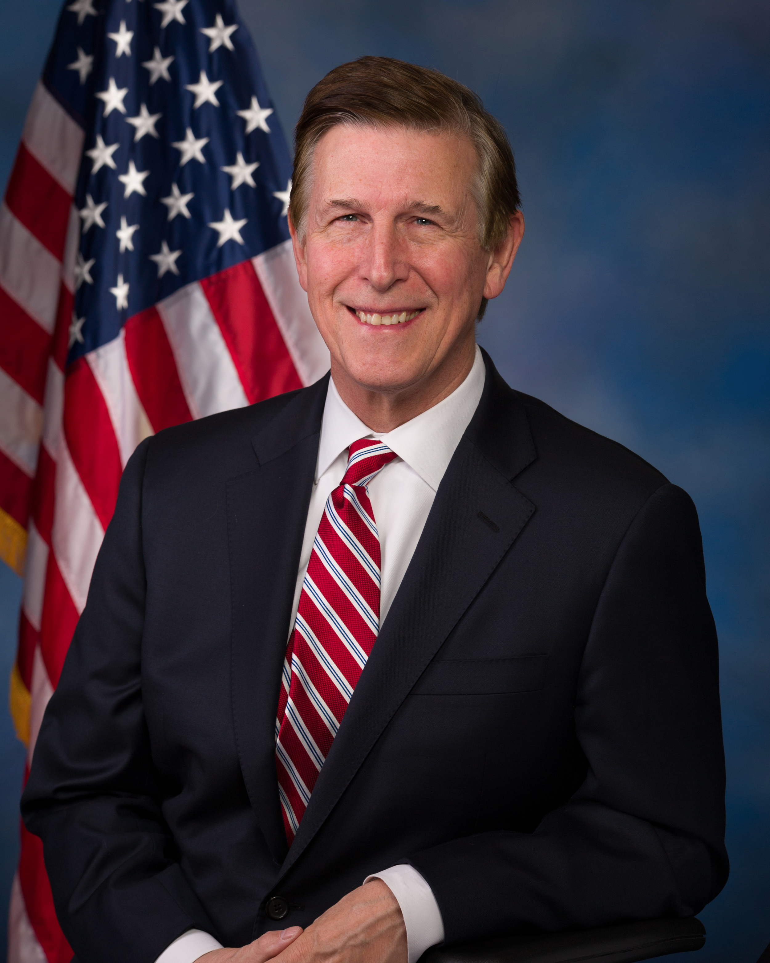 Representative Don Beyer (D-VA-8)