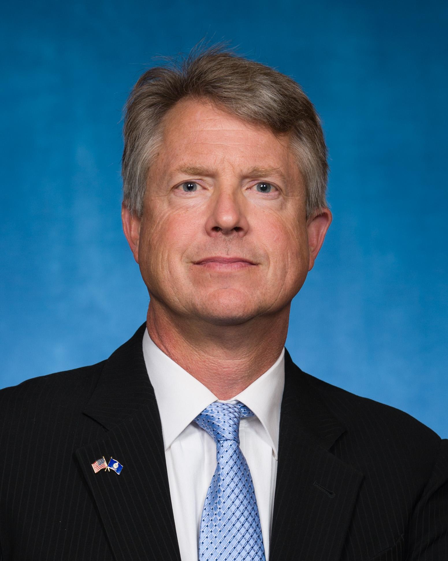 Representative Roger Marshall (R-KS-1)