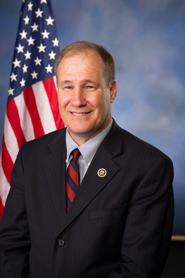 Representative Trent Kelly (R-MS-1)