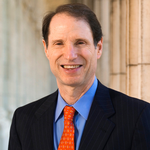 Sen. Ron Wyden (D-OR)   Cosponsor of  Agricultural Export Expansion Act and   Freedom for Americans to Travel to Cuba Act