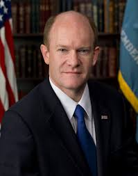 Sen. Chris Coons (D-DE)   Cosponsor of  S 1287 Freedom for Americans to Travel to Cuba Act