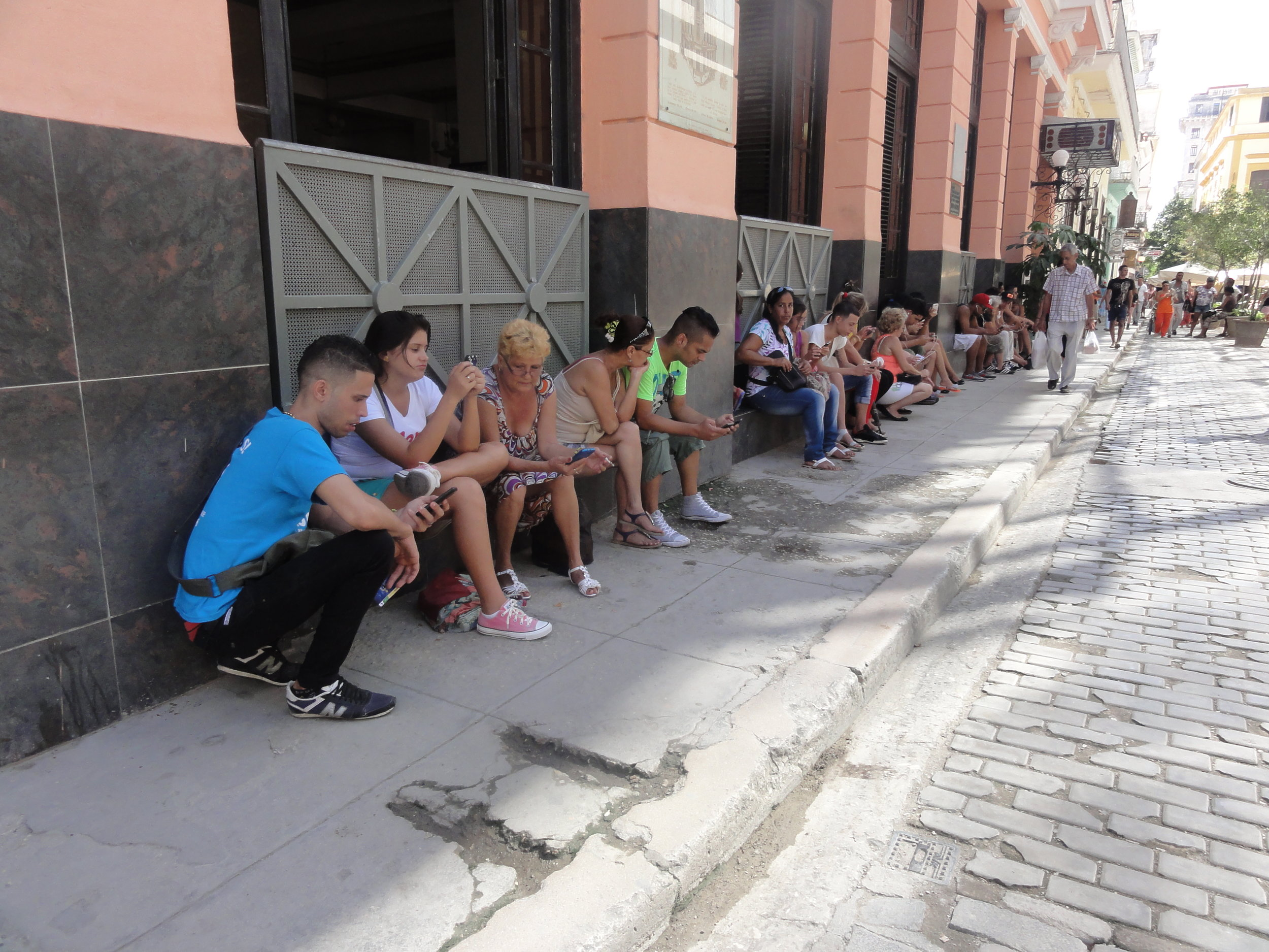 Changes in Cuba -