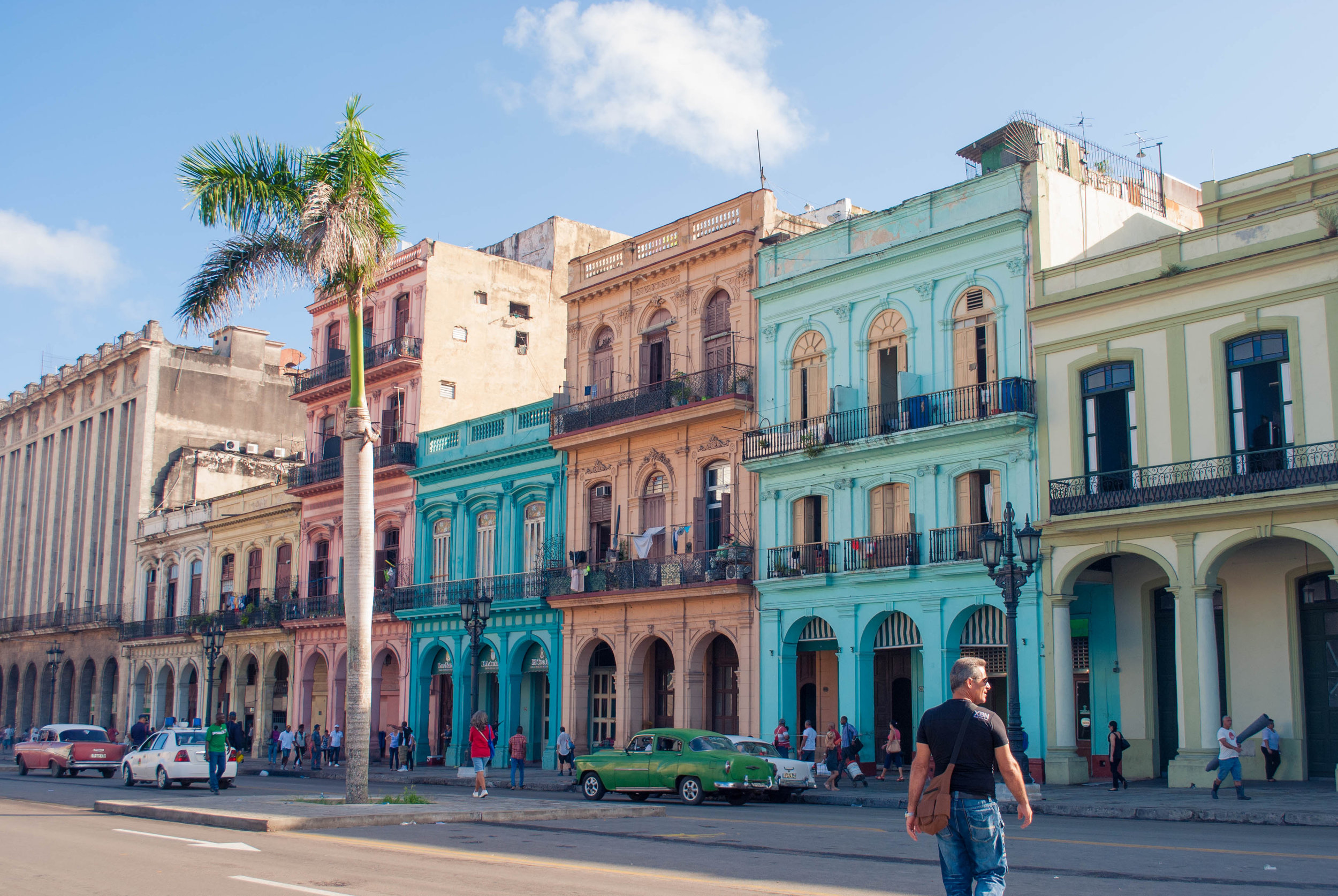 Work with Engage Cuba -