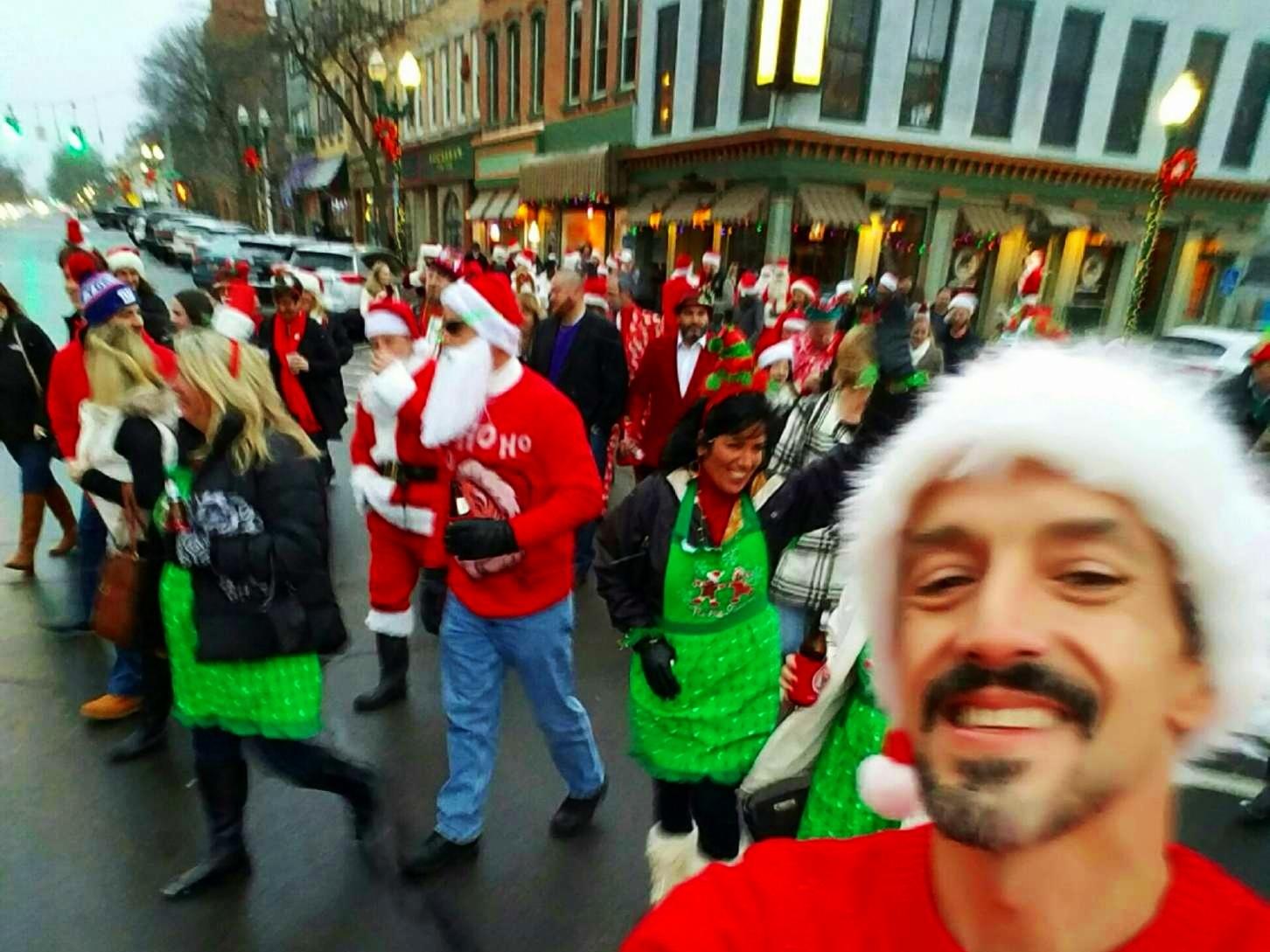 A.T. Walley's Santa Con