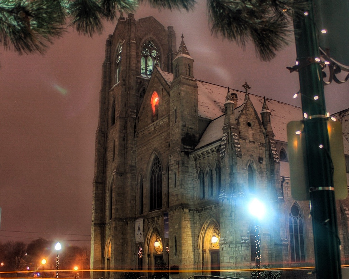 St. Mary's Church by Mike Ryan