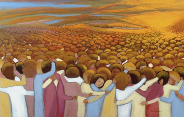 Ira Thomas, Communion of Saints