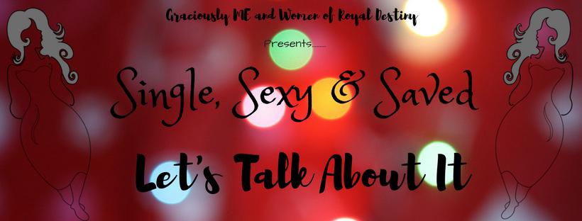 Single, Sexy & Saved Website Banner www.JameelahScott.com