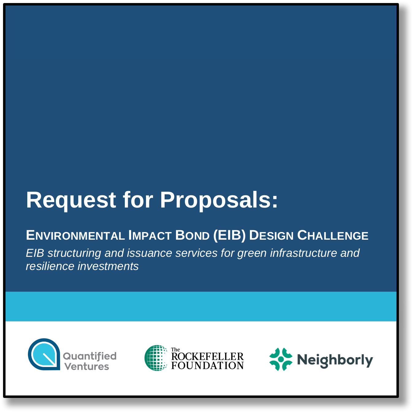 Full Request for Proposals