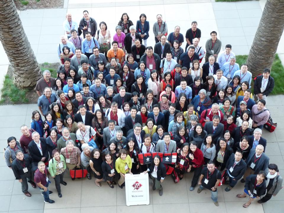 Many Asian American alumni from different generations gathered at Stanford in spring 2017 for the first-ever Asian American Alumni Summit.
