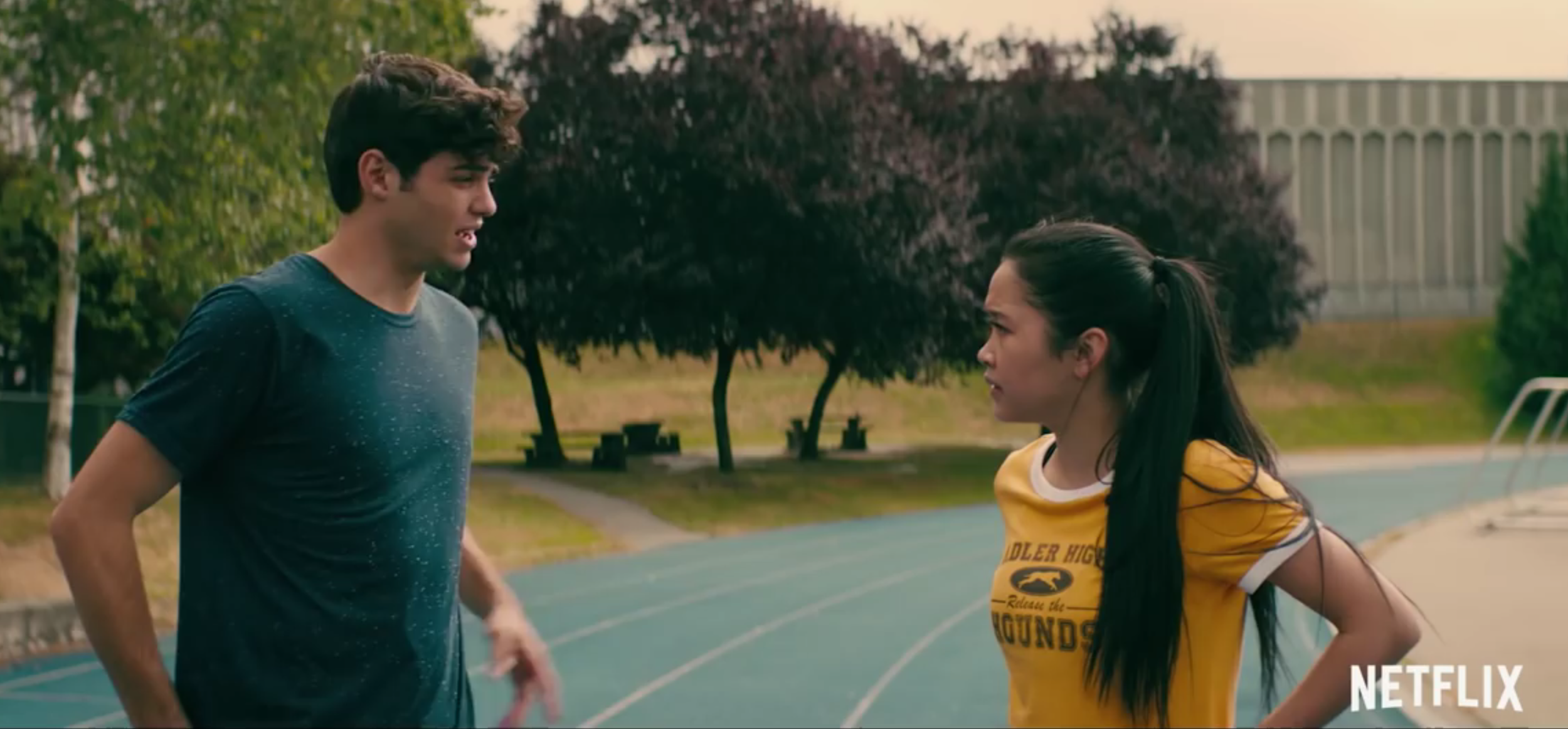 "Lana Condor stars in the new Netflix rom-com ""To All the Boys I've Loved Before"" debuting on August 17"