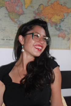 Laurel Mei-Singh is a doctoral candidate in Geography at the CUNY Graduate Center earning a certificate in American Studies. She was born and raised in Honolulu near the base of Leahi (Diamond Head) and currently lives in Brooklyn, New York.