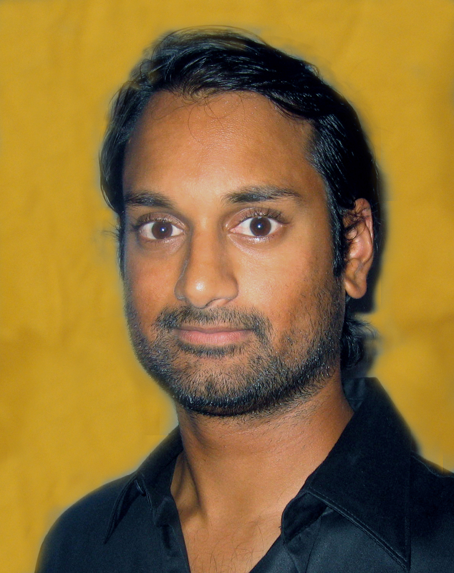 Sarju Patel (US Line Producer)