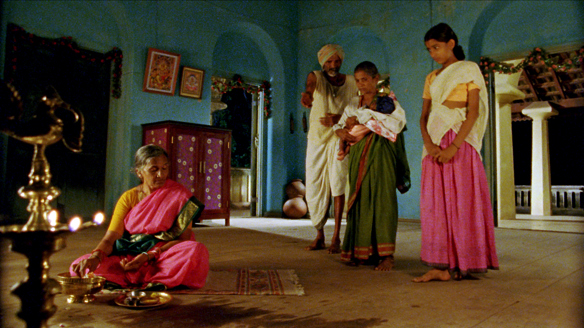 Vanaja begs Rama Devi to come back.jpg