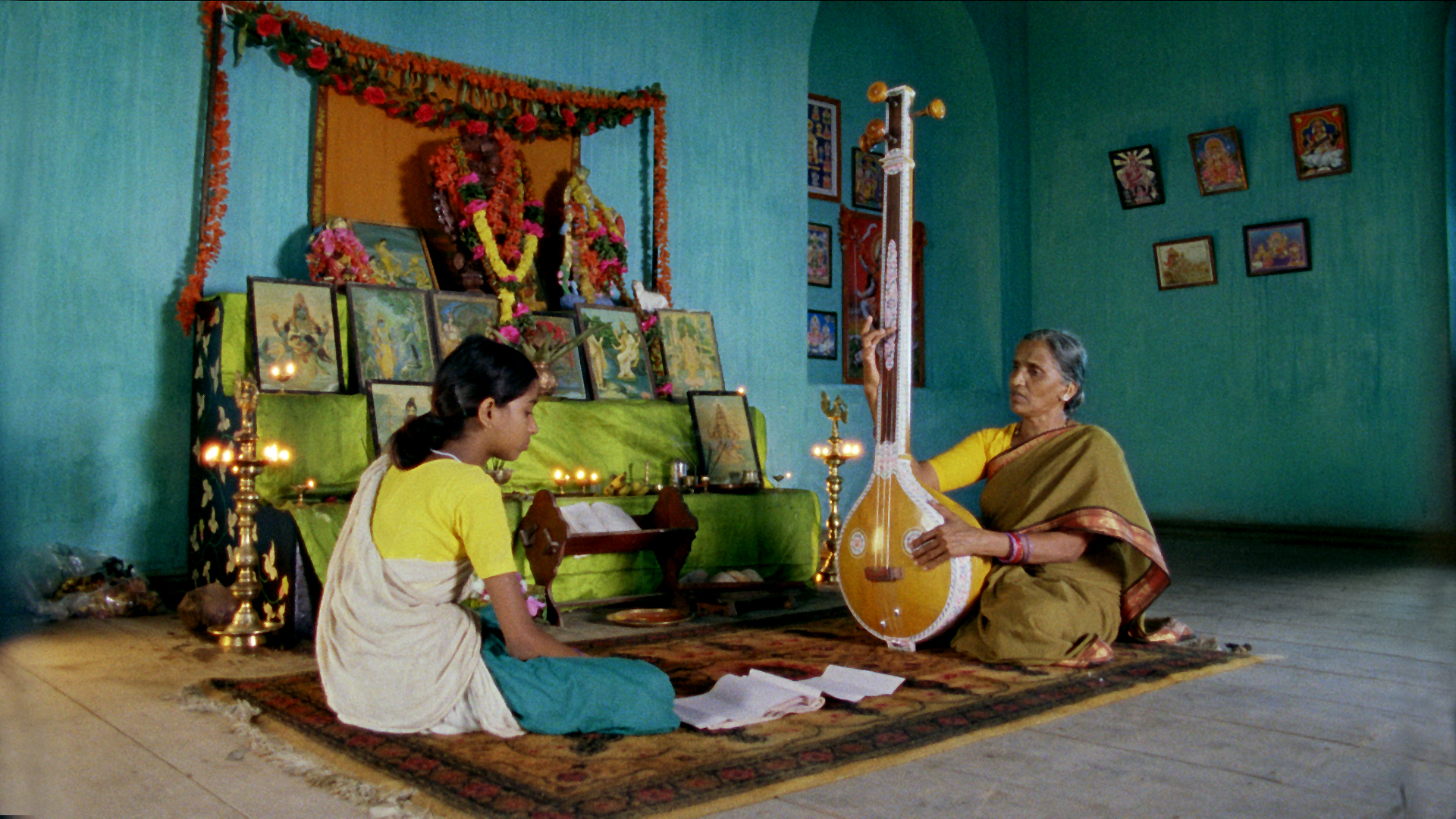 Vanaja learning Music.jpg