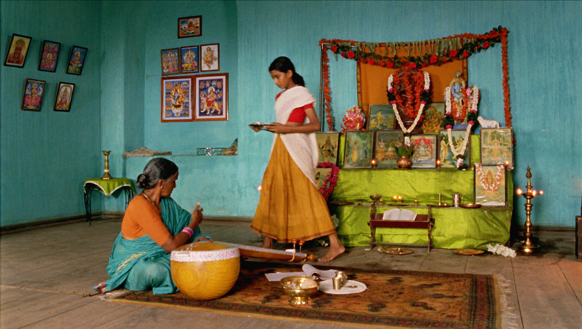 Vanaja steps away from Altar 2.jpg