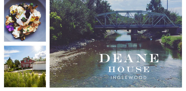 Deane House Inglewood Father's Day Brunch