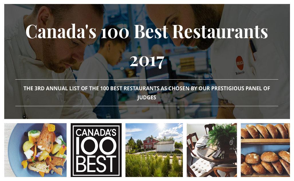 Deane_on_Canadas_100_Best_Restaurants