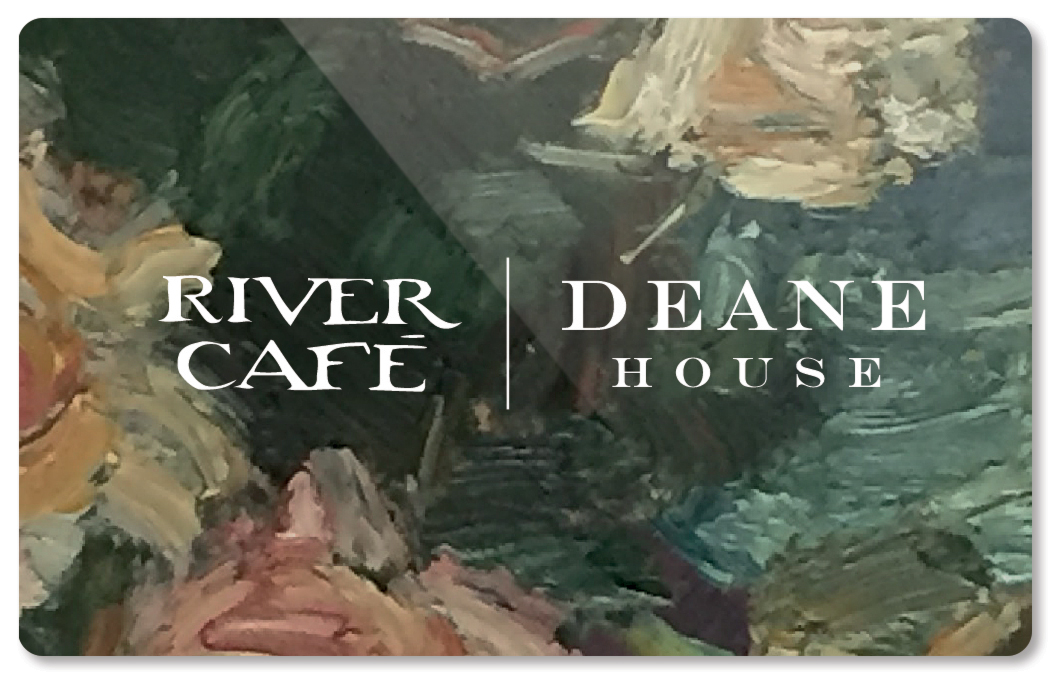 PURCHASE AN EGIFT CARD - You will be directed to the River Café site to make your purchase.