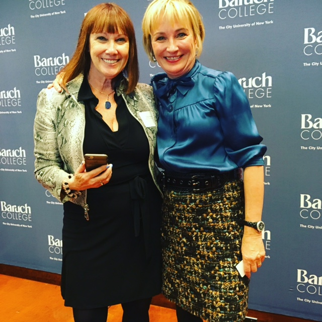 """""""  Sharing Brand Energy""""              With Kate White, Cosmo Editor and Leadership Coach"""