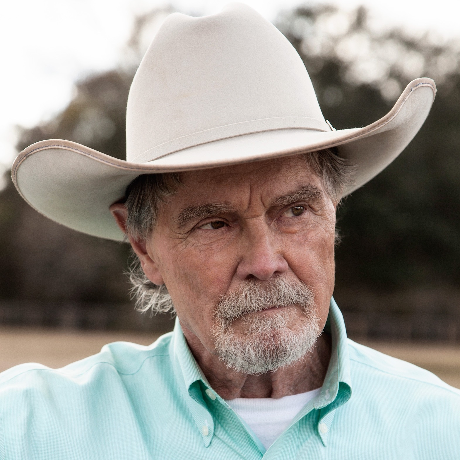 Buck Taylor as Abe