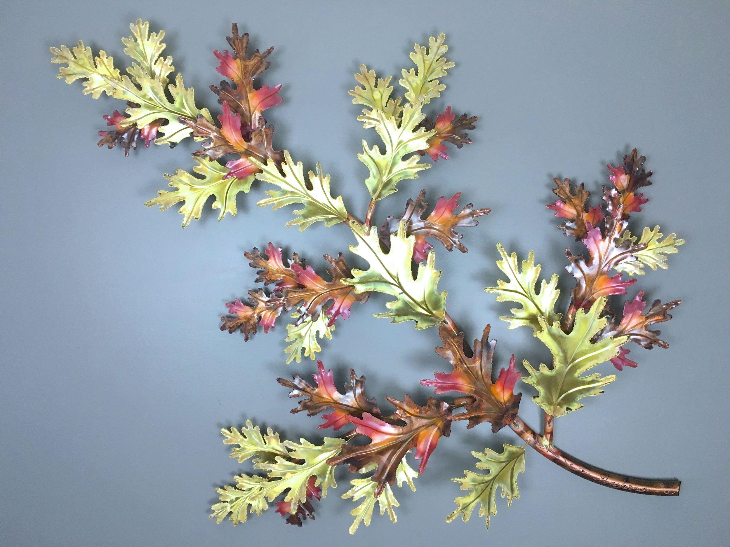 Large Oak Branch