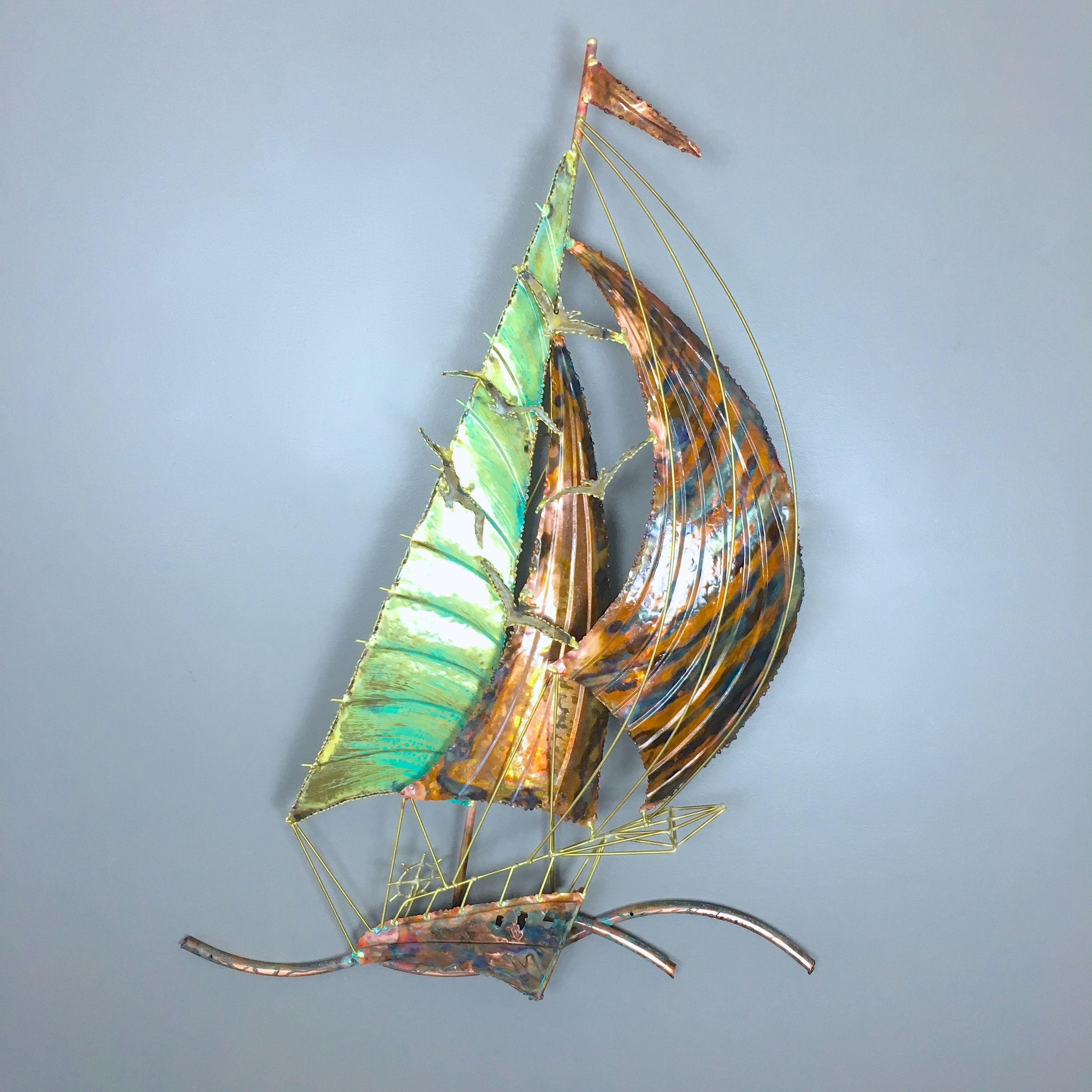Small Sail Boat