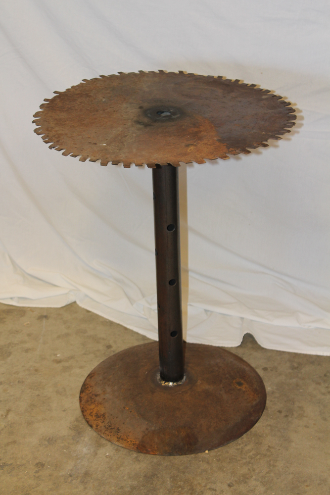 Saw Blade Table