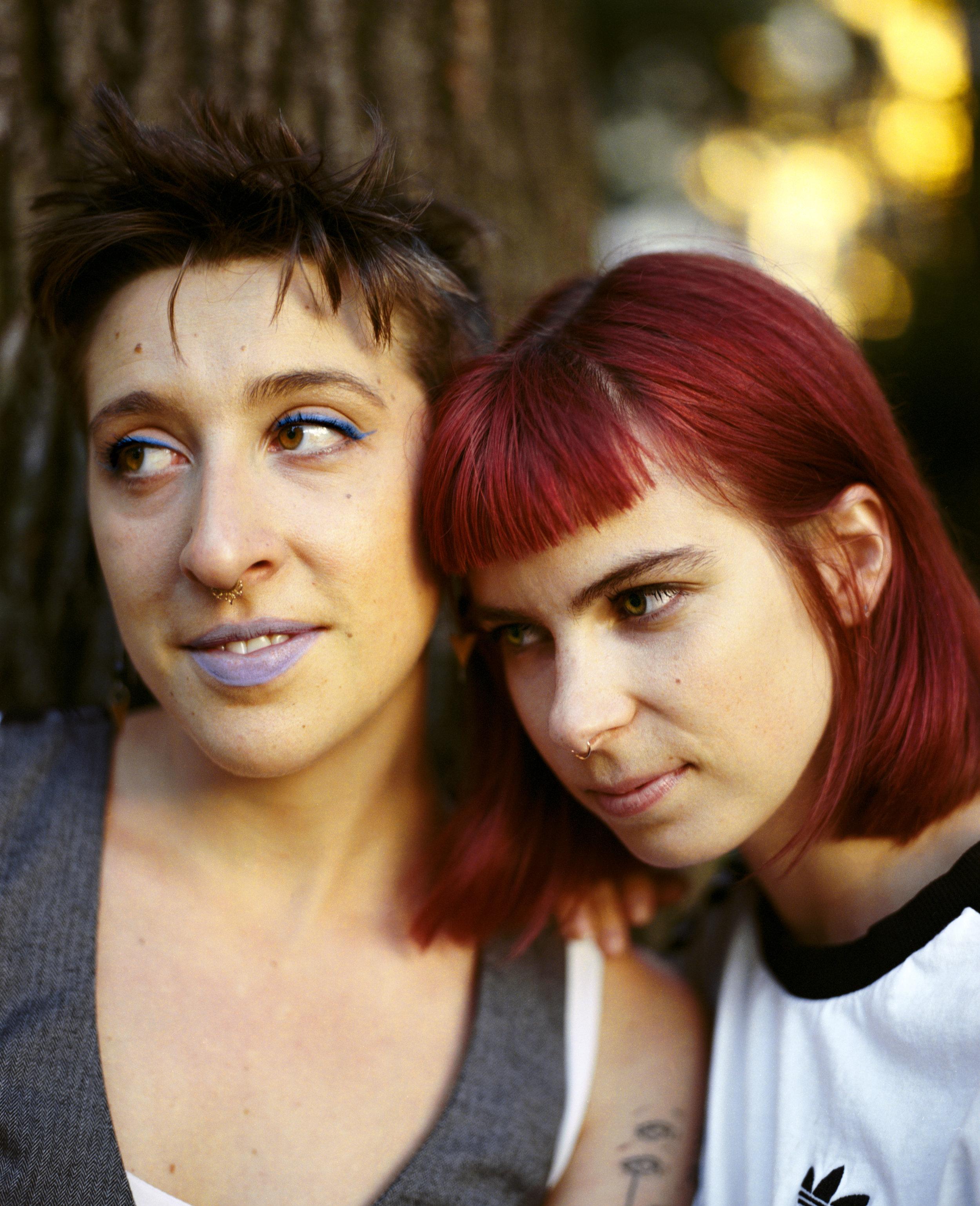La La and Amanda.jpg