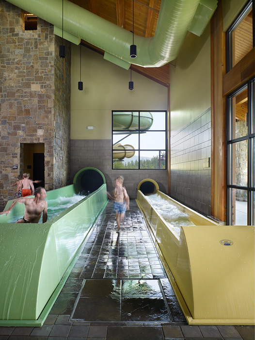 Suncadia Resort Core, Roslyn, Washington