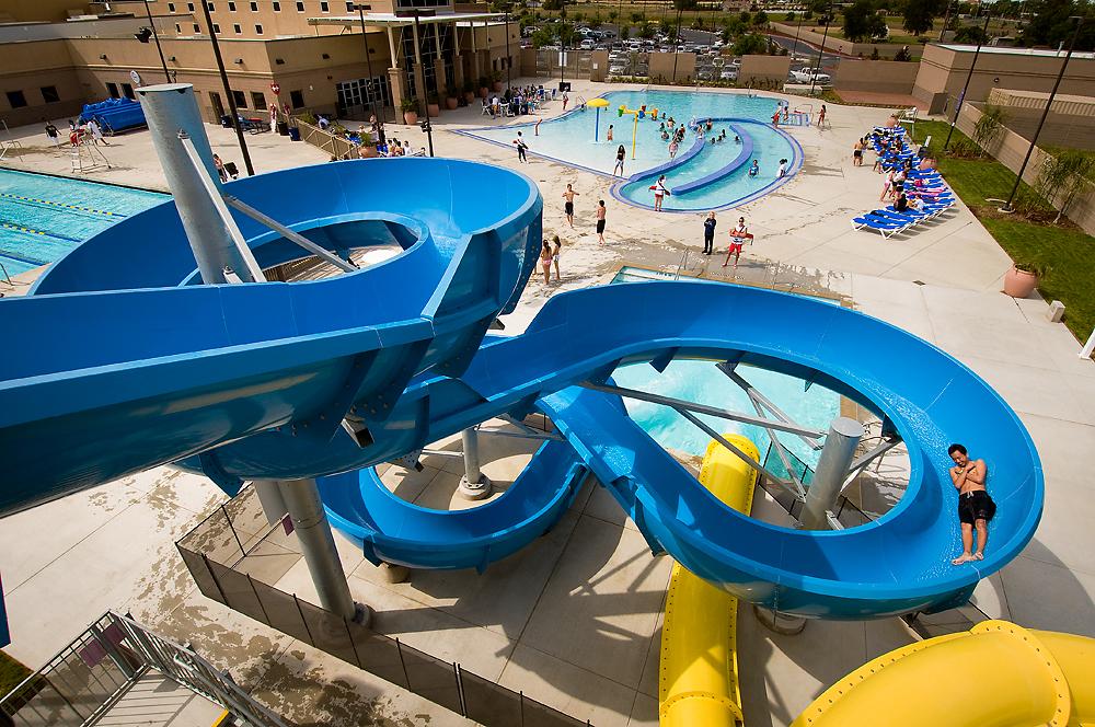 West Sacramento Recreation Center, West Sacramento, California