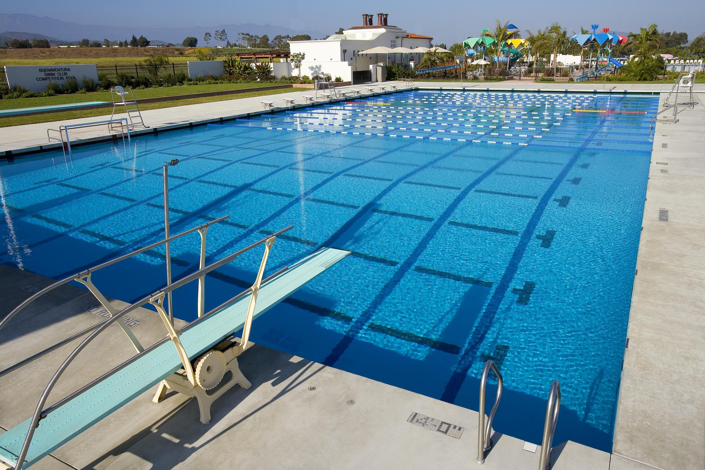 Ventura Community Park Aquatic Center, Ventura, California