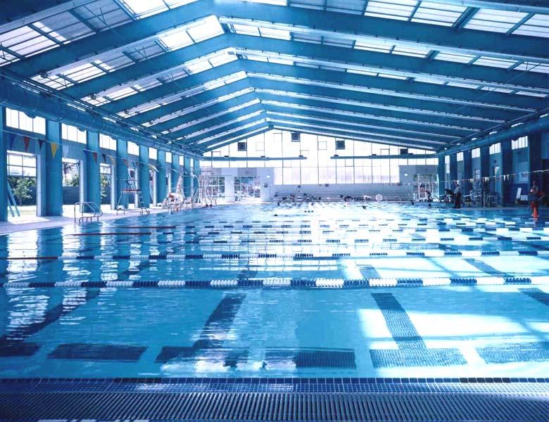 Municipal Pool at Dula Center, Las Vegas, Nevada