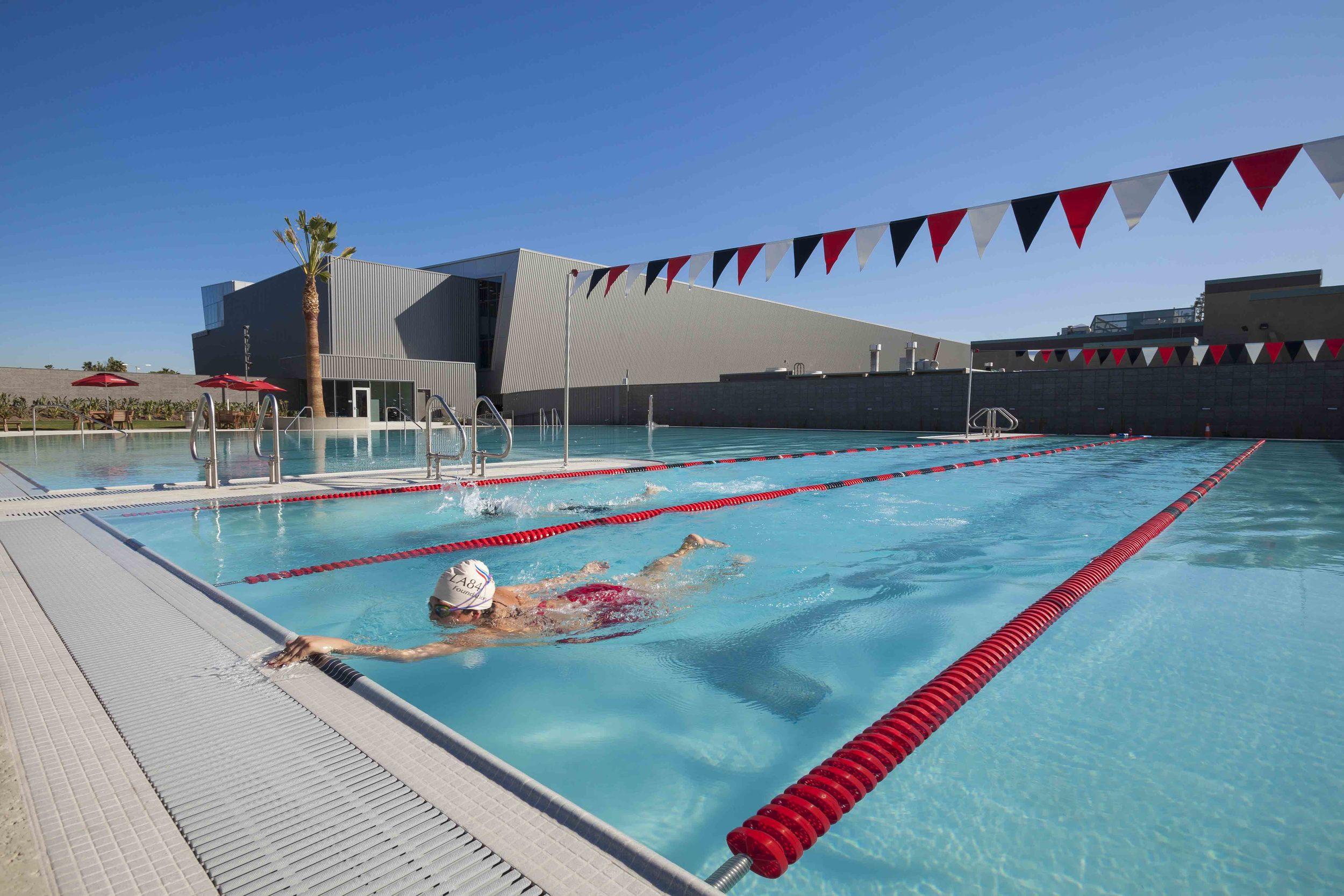 CSU Northridge Student Recreation Center, Northridge, California