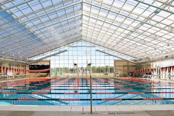 Hendrix College Wellness and Athletics Center, Conway, Arkansas