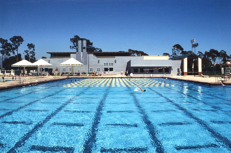 UCSB Rec-Cen / Aquatics Complex, Santa Barbara, California