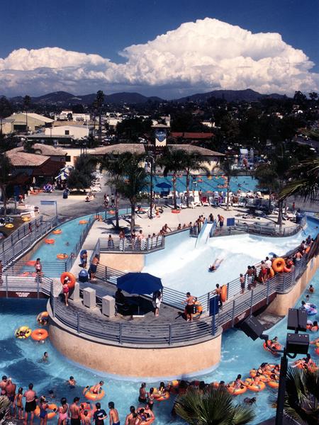The Wave Family Aquatic Center, Vista, California