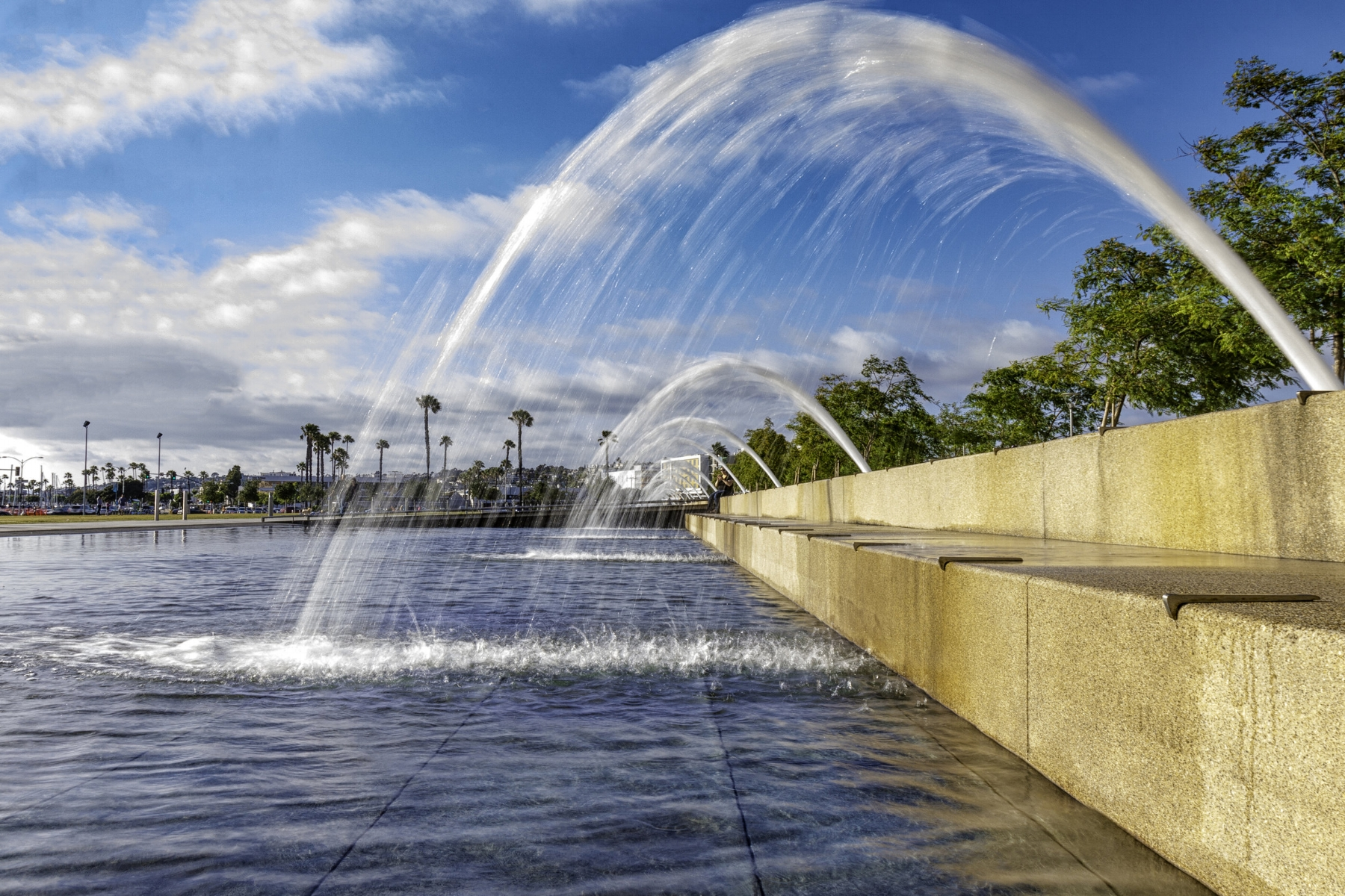 CAC Waterfront Park, San Diego, California