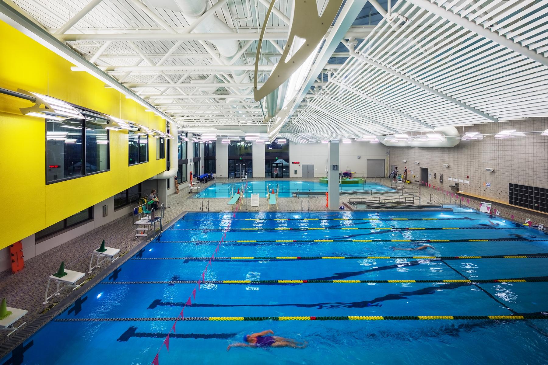 University of Oregon Student Recreation Center, Eugene, Oregon
