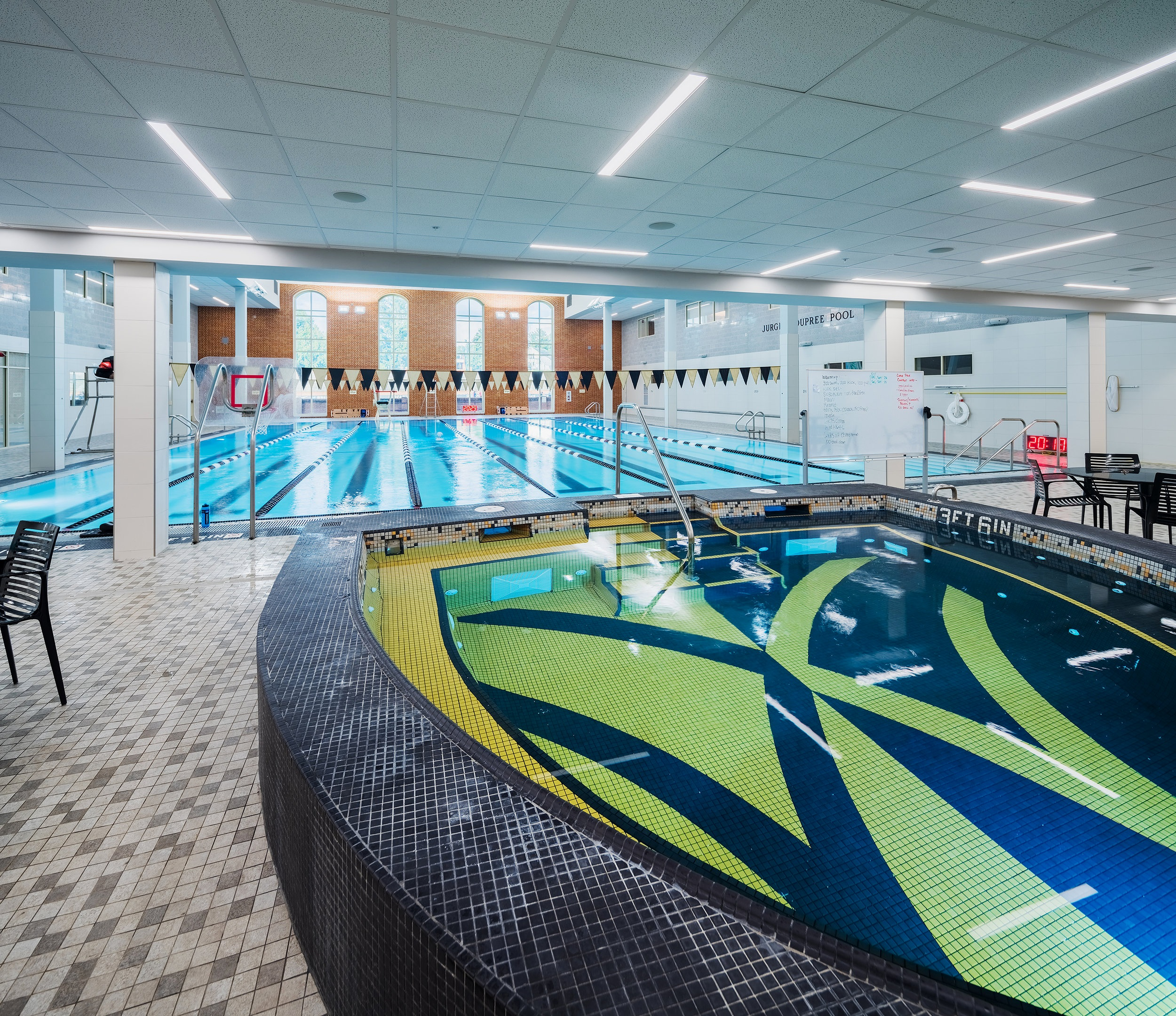 Wake Forest University Wellbeing Center, Winston-Salem, North Carolina