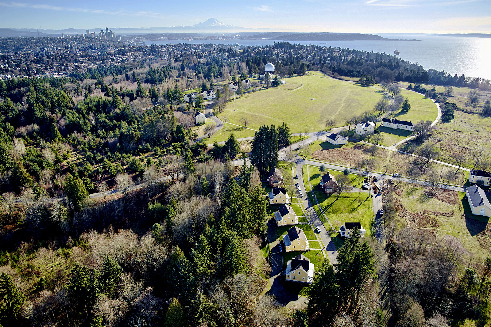 The Homes at Fort Lawton, Represented by Realogics Sotheby's International Realty