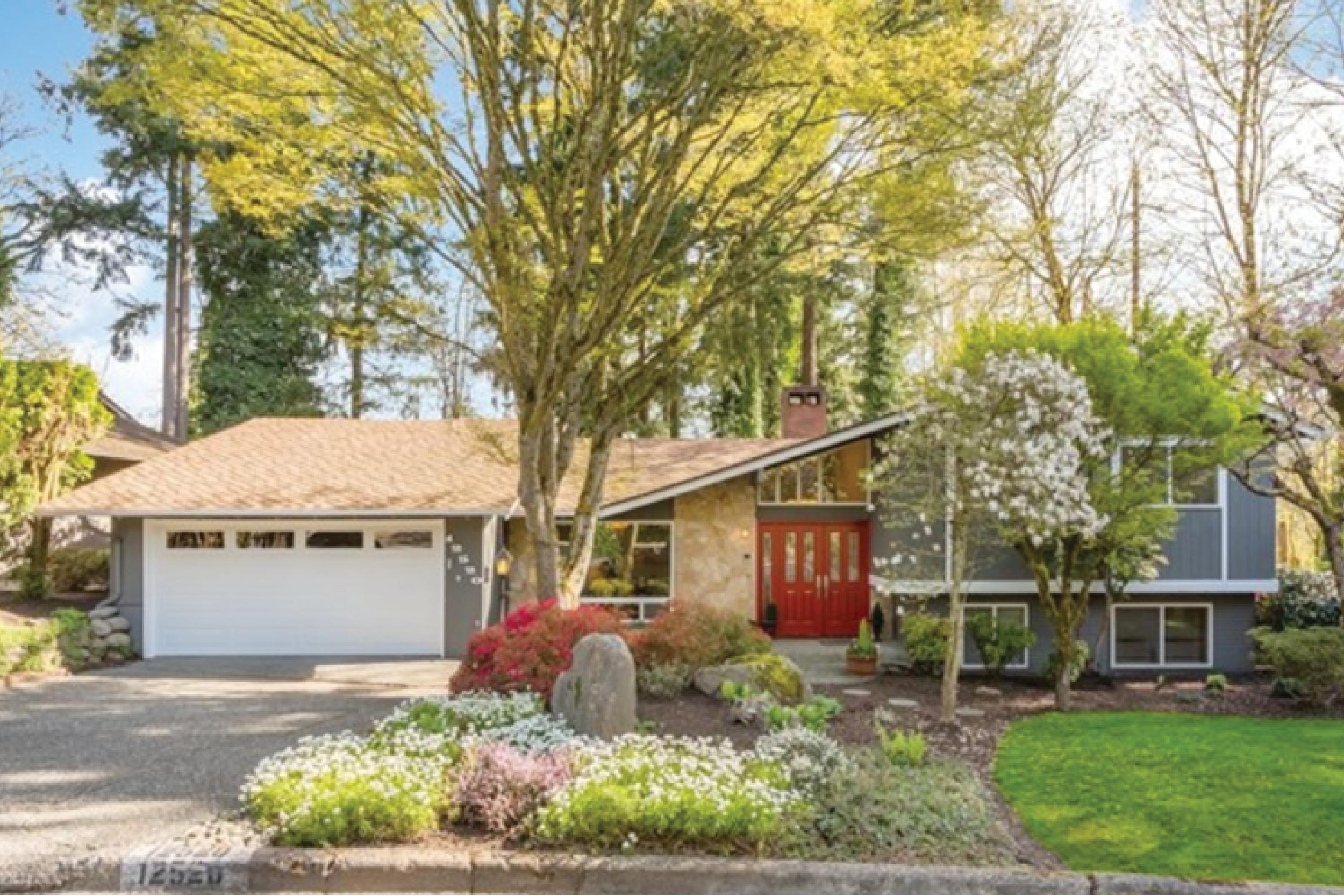 East Bellevue    Sold for $1,200,000 June 2017