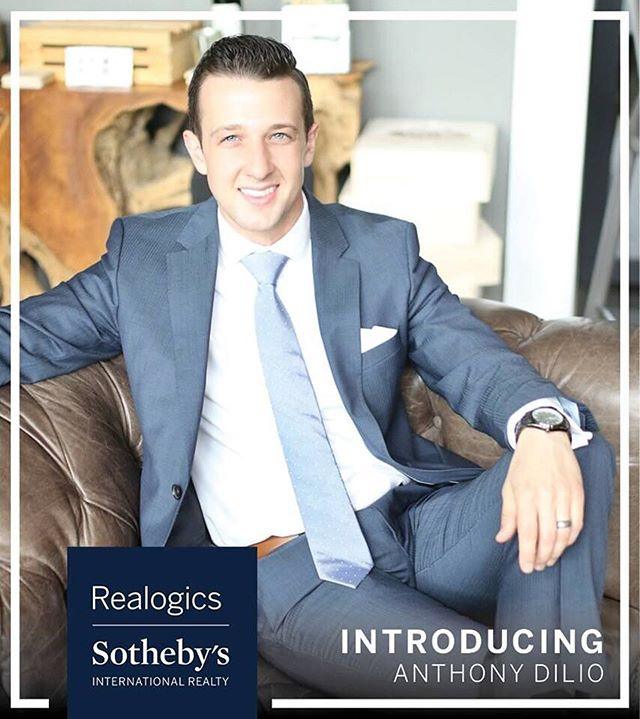 It is our pleasure to welcome @anthonydilio to the team! His passion for excellence and pursuit to offer his clients the very best in real estate, make him a perfect fit with Realogics!