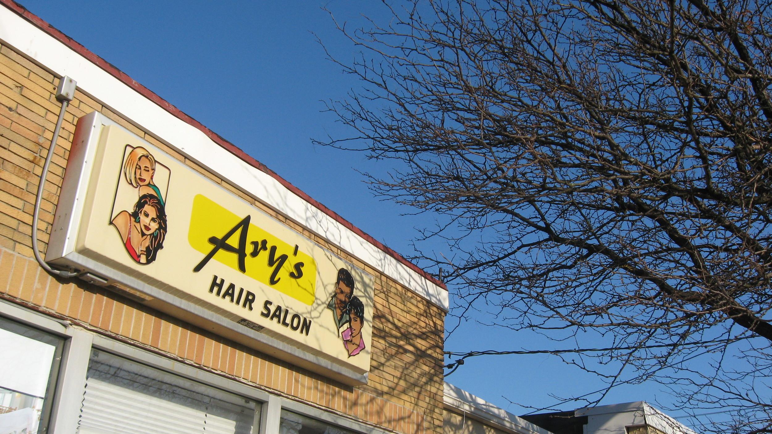 Ary's Hair Salon, East Boston, MA