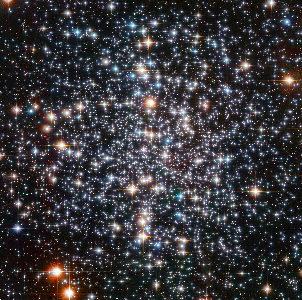 M4 Globular Cluster, NASA/ESA Hubble